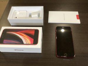 新型iPhoneSE 内容物